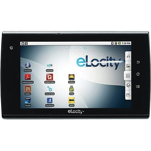 eLocity A7-004 7-Inch Tablet Computer
